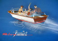 riva junior 1971 | Edoardo Napodano Riva Boat, Cabin Cruiser, Navi, Wooden Boats, Boating, Swimsuit, Advertising, Public, Swimming