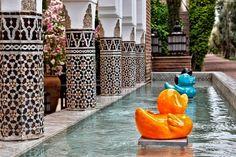 Hôtel La Mamounia Marrakech, Maroc - Google+