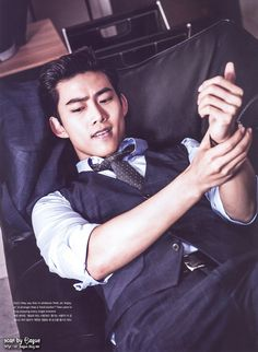 Ok Taecyeon (옥택연, Korean actor, singer) Handsome Asian Men, Hot Asian Men, Asian Boys, Jay Park, Asian Actors, Korean Actors, Got7, Ok Taecyeon, Def Not