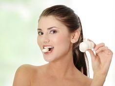 TU SALUD Y BIENESTAR : ¿Por qué comer ajo cuando tiene el estomago vacio?...