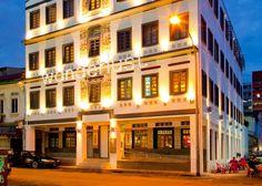 Unique Boutique Hotel in Singapore: Wanderlust Hotel