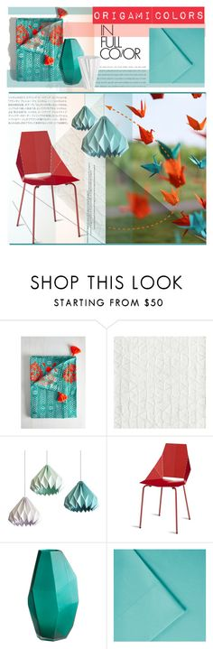 """""""Origami colors"""" by lulunam on Polyvore"""