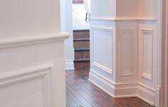 soubassements en trompe l oeil photos et baguette. Black Bedroom Furniture Sets. Home Design Ideas