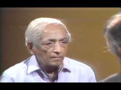 Jiddu Krishnamurti Interviewed On Love, Sex & Pleasure.