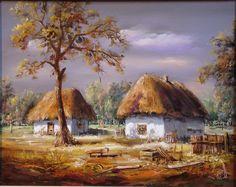 Landscape, Painting, Art, Art Background, Scenery, Painting Art, Kunst, Paintings, Performing Arts