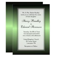 Apple Green Shine Invitation - invitations custom unique diy personalize occasions