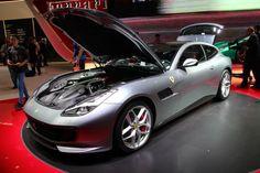 Ferrari GTC4 Lusso T — турбированная Феррари для всей семьи