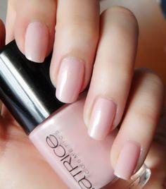 Nude and natural nails