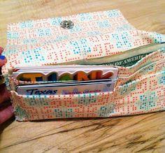 Creative Moxie: DIY Wallet