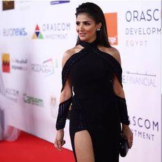 Mai Omar Egyptian beauty Arabian Beauty Women, Egyptian Beauty, Egyptian Actress, Celebs, Celebrities, Film Festival, Dress Making, Custom Made, Gowns