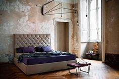 Ivano Redaelli's textile and furniture collections are luxurious, unique, rich and comfortable: the perfect way to embellish your dream home.