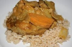A Year of Slow Cooking: CrockPot Indian Curry Recipe