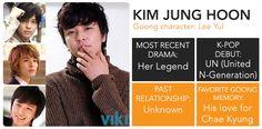 #KimJungHoon from #Goong has still got it! #PrincessHours #WhereAreTheyNow