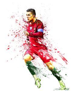 Cr7 Wallpapers, Ronaldo Wallpapers, Christano Ronaldo, Cristiano Ronaldo Juventus, Soccer Art, Football Art, Portugal National Football Team, Ronaldo Real Madrid, Football Wallpaper