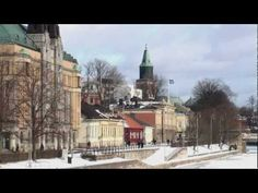 Christmas in Turku Finnish Words, Best Cities, Europe, Mansions, Country, House Styles, City, World, Nature