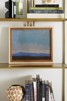 Over the Border Wall Art | Anthropologie