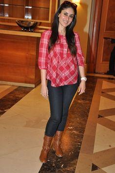 10 styles of kurtis for jeans kurtis kurti and shorts zarah visit us at httpsfacebook homecoming outfitskareena kapoor thecheapjerseys Images