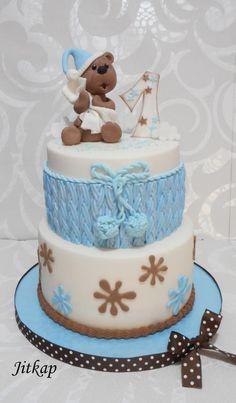 Baby cake by Jitkap