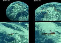 Nasa space ufo
