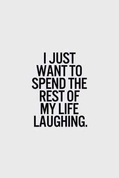 Life Quotes : Haha Previous Pinner, you're funny But - I want to be Happy (Laughing) throu. - About Quotes : Thoughts for the Day & Inspirational Words of Wisdom Life Quotes Love, Funny Quotes About Life, Great Quotes, Quotes To Live By, Funny Life, Funny Sayings, Quotes About Laughter, Me Quotes Funny, Best Quotes About Happiness
