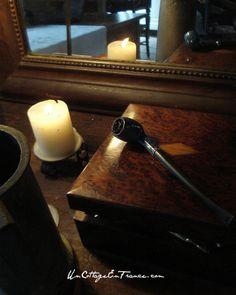 Odeur de tabac vanillé - Vanilla tobacco scent