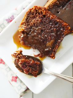 Sticky Toffee Pudding (un peu d'Ecosse aussi)