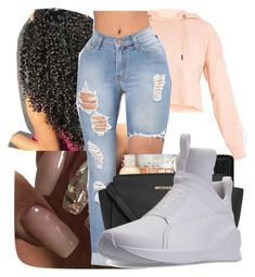 A fashion look from December 2017 featuring hooded pullover, highwaist jeans and white lace up shoes. Browse and shop related looks. Cute Teen Outfits, Outfits For Teens, Pretty Outfits, Chic Outfits, Winter Outfits, Fashion Outfits, College Outfits, School Outfits, Teen Fashion