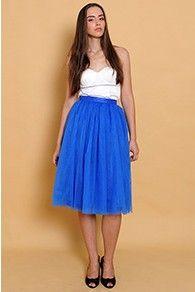 Fusta tulle fin Eleganta Midi Skirt, Skirts, Fashion, Moda, Fashion Styles, Skirt, Fashion Illustrations, Midi Skirts, Gowns