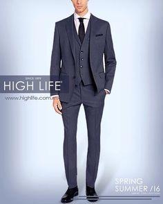 Al portar un chaleco de vestir considera que debe quedar entallado. #HugoBoss