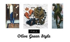 Fall Olive Green Style Olive green is one of those colors that looks good on everyone. It is also one of fall's favorite hues! Olive green pairs well with many colors,and is a more exciting neutral than tan or brown. Here are my favorite ways to mix and match olive green into my autumn outfits.  Layered with a vest:...  Read More at http://www.chelseacrockett.com/wp/style/fall-olive-green-style/.  Tags: #Fall, #FallFashion, #FallOliveGreenStyle, #FallStyle, #Fashion,