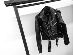 classic biker jacket http://www.AuCourant.co