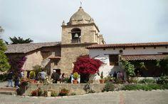 Carmel Mission - Carmel-by-the-Sea