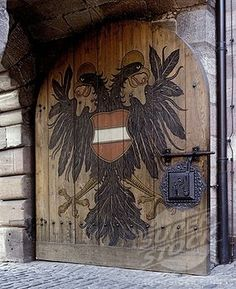 Nicks double Raven Coat of Arms - sent by @Jeannie Sigafoos