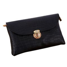 Women Crocodile Pattern Wallet Shoulder Messenger Bag  luxury tote crossbody purses Handbag women messenger bags