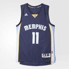 2b0c5a63aff4 adidas - Grizzlies Swingman Jersey  11 Adidas Men