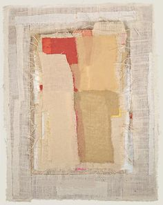 grace bakst wapner, Stitched and Painted Underneath
