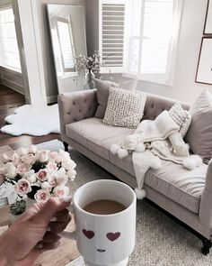 "3,473 Likes, 41 Comments - Becky Hillyard // Cella Jane (@cellajaneblog) on Instagram: ""Home sweet home. ☕️ http://liketk.it/2sZEH #liketkit @liketoknow.it @liketoknow.it.home #LTKhome…"""