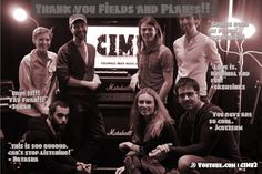 Thank you, #FieldsandPlanes for an AMAZING episode!  If you missed it revisit @ http://youtu.be/RUxynM-oR6w.