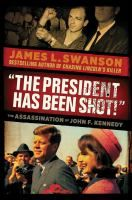 Recounts the 35th president's assassination and details key events while sharing informative back matter and archival photographs