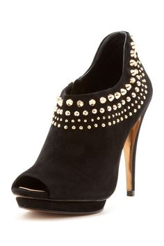 A little bling for your peep toe