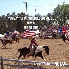 Rodeo Quotes, Equine Quotes, Western Quotes, Equestrian Quotes, Country Girl Quotes, Farm Quotes, True Quotes, Funny Horses, Cute Horses