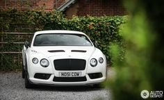 Bentley Continental GT3-R 1