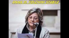 Programmazione del 06 02 2015 – Sandro Salidu di Radio Discussione intervista la scrittrice e poetessa Anna Maria Folchini Stabile
