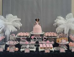 Sydney's Glamour Barbie Party