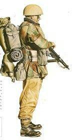British Parachute regiment, Suez invasion 1956, pin by Paolo Marzioli