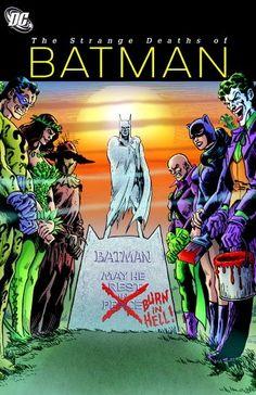 Batman: The Strange Deaths of Batman @ niftywarehouse.com #NiftyWarehouse #Batman #DC #Comics #ComicBooks
