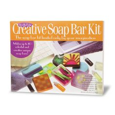 Creative Soap Bar Kit - I've been wanting to do more soap making!
