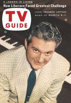 TV Guide, March 5, 1955 - Liberace