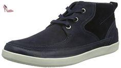 Tommy Hilfiger F2285OSTER 3N, Baskets Basses Homme, Bleu-Bleu Nuit (403), 44 EU - Chaussures tommy hilfiger (*Partner-Link)