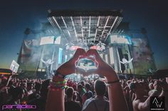 PARADISO FESTIVAL RETURNS WITH HUGE 2016 LINEUP